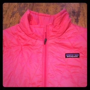 Patagonia shell and lining jacket.